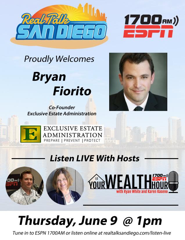 ESPN 1700AM – Bryan Fiorito « Exclusive Estate