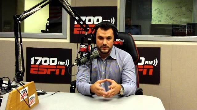 Co-founder of EEA Fiduciary Services - Bryan Fiorito talking live on ESPN 1700AM - Your Wealth Hour